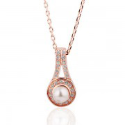 Pearl Кулон Fashion   Pendant Austria Crystal SWA Elements