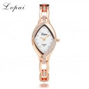 Женские позолоченные часы LV LP377