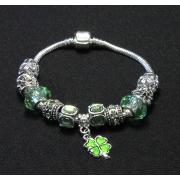 Муранская Корона - Зеленый
