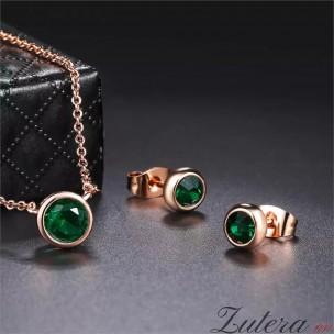 "Набор  ""Mia"" (green)"