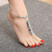 Браслет на ногу BLJ012