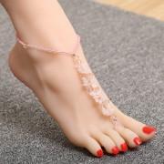 Браслет на ногу BLJ030