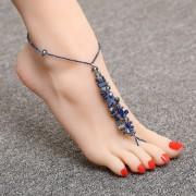 Браслет на ногу BLJ014