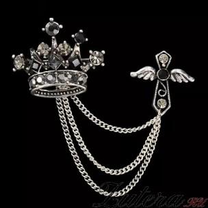 "Брошь ""Корона"""
