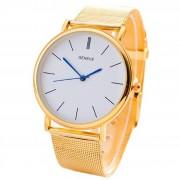 Женские позолоченные часы CDR01