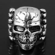 "Перстень ""Skull and bones"""