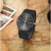 Кварцевые часы CURREN 8256 Black