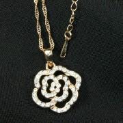 """Кулон """"Белые Розы"""""""