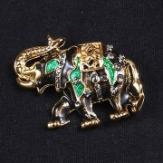 "Брошь ""Слон"""