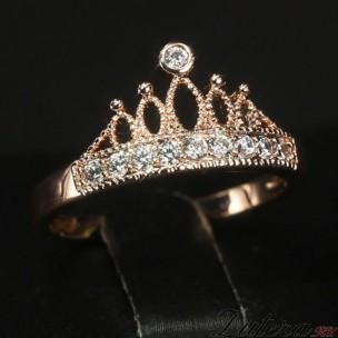 """Кольцо """"Принцесса"""""""