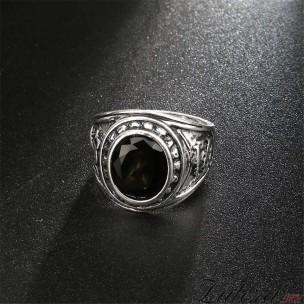 """Перстень """"Чёрный Бархат"""""""