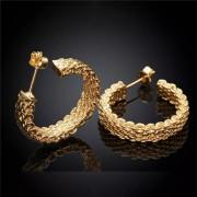 Серьги кольца 2,5 см