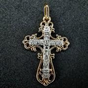 """Крест Православный """"Спаси и Сохрани"""""""