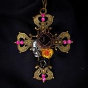 Крест винтажный
