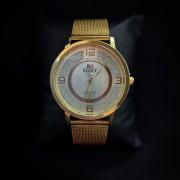 Позолоченные часы Soxsi