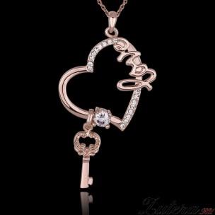 "Кулон ""Ключ от Сердца"""
