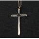 Латинский Крест с цепочкой