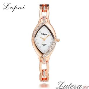 """Позолоченные часы """"Beauty"""" Lvpai"""