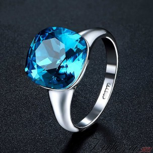 """Перстень """"Аквамарин"""""""