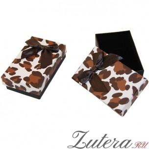 Леопардовая ювелирная коробочка