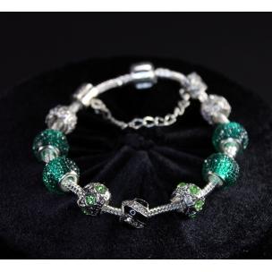 """Браслет """"Pandora Emerald"""""""