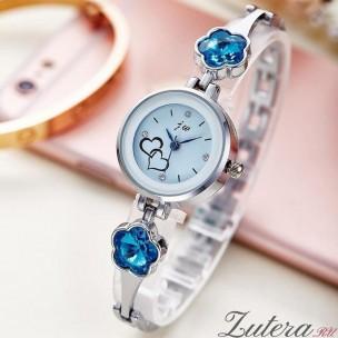 """Часы """"Blue Flower"""" JW"""