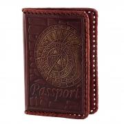 Обложка для паспорта «Винтаж»
