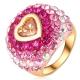 """Перстень """"Raspberry Heart"""""""